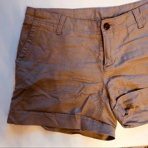 The North Face Khaki Shorts